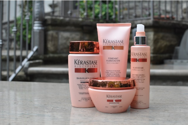 Kerastase Discipline at home treatment