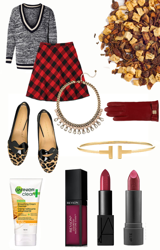 stephanie fusco favourite items for fall - leopard is a neutral