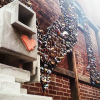 Distillery District Toronto love wall
