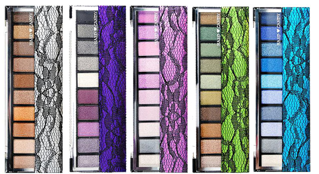 Hard Candy Top 10 Palette Eye Shadow