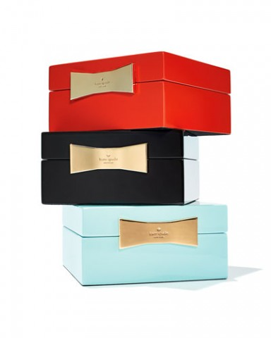 Kate Spade Lacquer Jewelry box