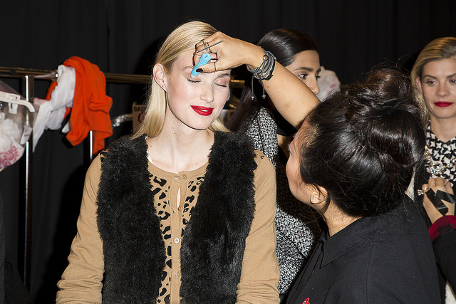 Other uses for BabyLips WMCFW 2014 Grace Lee Maybelline