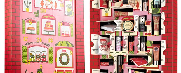 Benefit Cosmetics Advent Calendar 2014