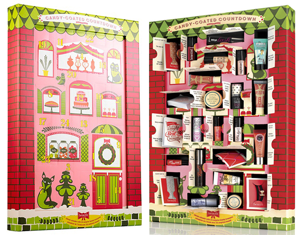 3 advent calendars to buy right now leopard is a neutral benefit cosmetics advent calendar 2014 solutioingenieria Gallery
