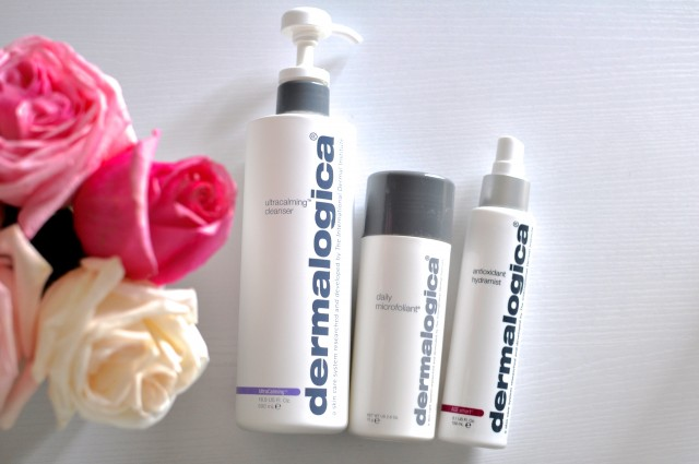 Best skincare products for brides - dermalogica
