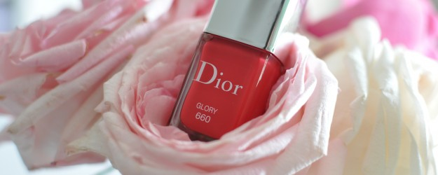 Dior Le Vernis in Glory review
