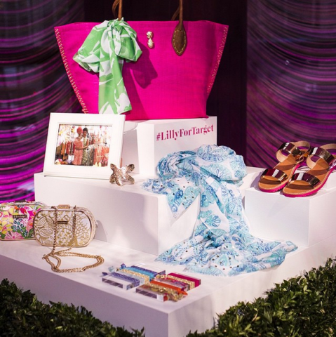 Lilly Pulitzer for Target accessories Canada
