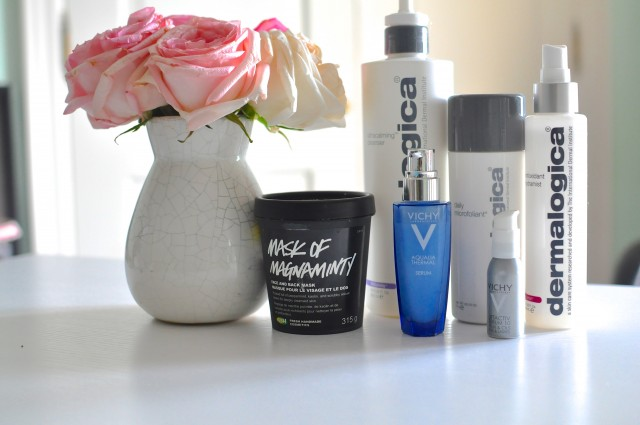 Stephanie Fusco's Bridal Skincare regime
