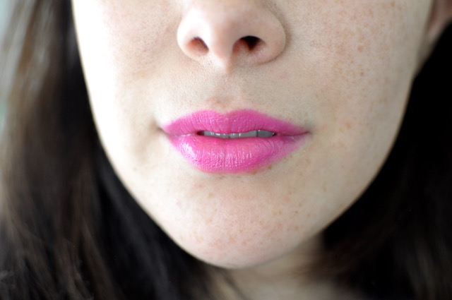 Dior 688 Hollywood Lipstick Review Swatch