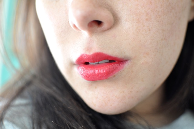 Dior Rouge 858 Royale Lipstick Swatch Review