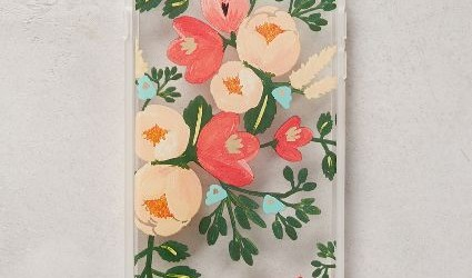 Rifle Paper Co and Paper Crown collaboration 9- iphone case