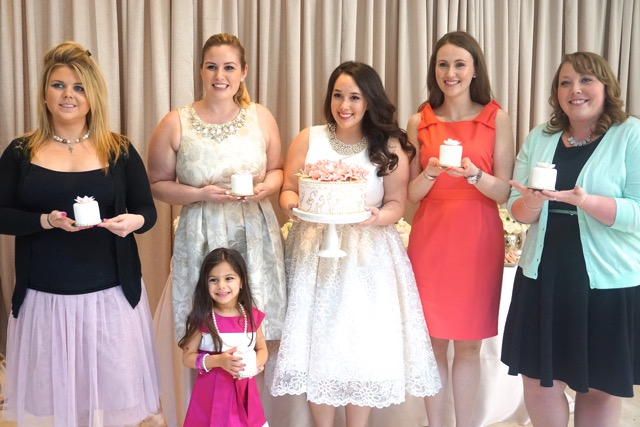 Stephanie Fusco bridesmaids