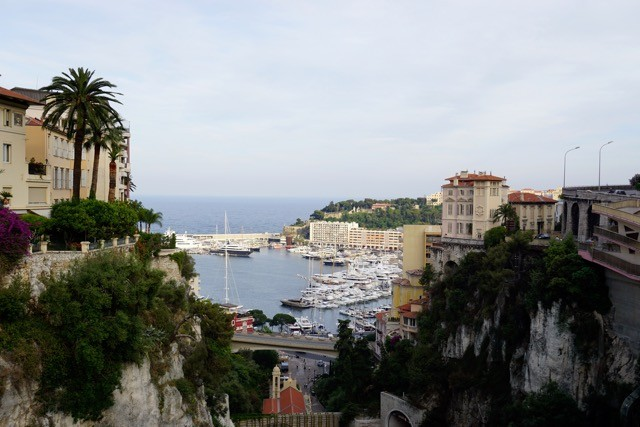 Monaco - Honeymoon