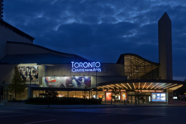 Toronto Centre for the Arts 2
