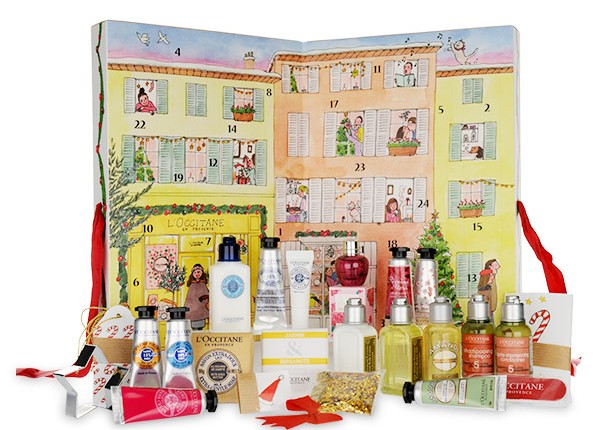 L'Occitane Advent Calendar Holiday 2015