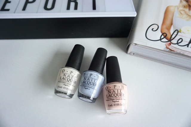 OPI Soft Shades 2016 - Swatch & Review - Stephanie Fusco