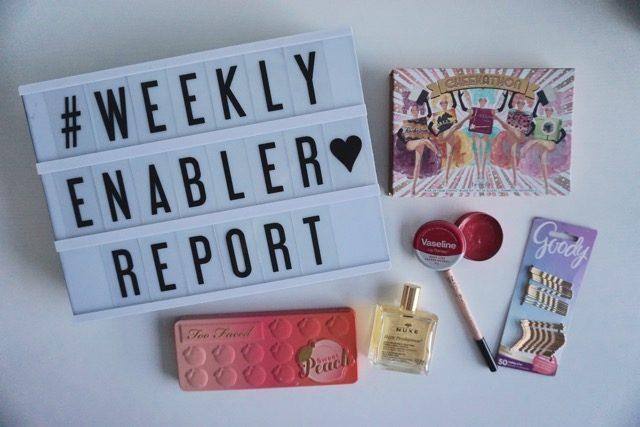 Weekly Enabler Report - Stephanie Fusco