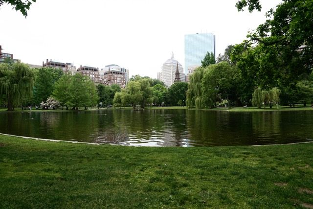 Boston Common Weekend in Boston