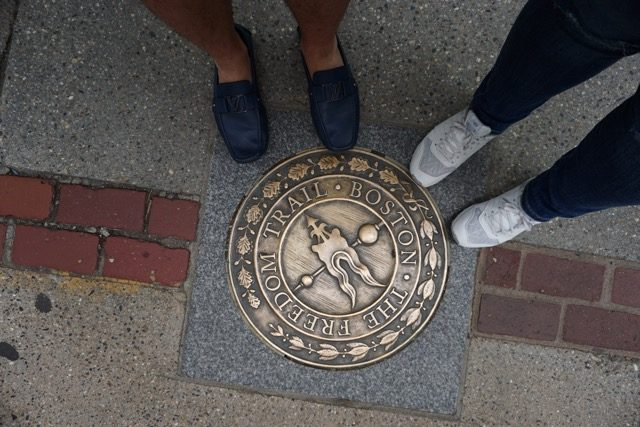 Boston Freedom Trail 2016