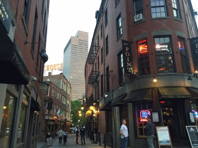 Boston Restaurants