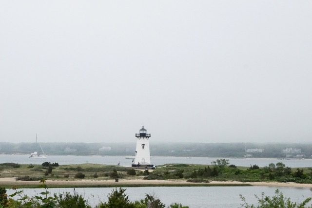 Edgartown Lighthouse Martha's Vineyard romantic weekend