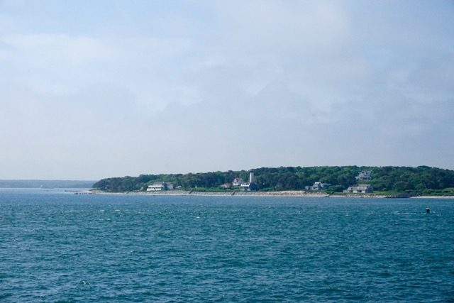 Martha's Vineyard Ferry View