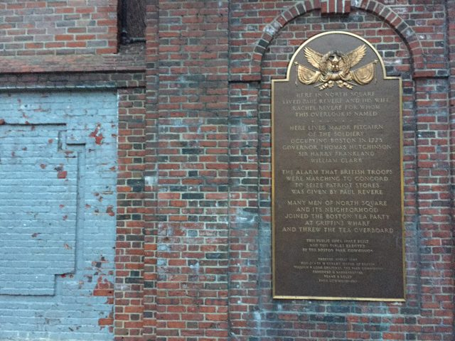 Paul Revere Boston