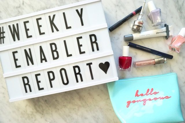 Weekly Enabler Report July Stephanie Fusco reviews recommendations